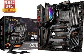 MSI MEG X570 ACE Motherboard (AMD AM4