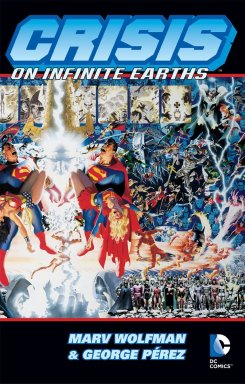 Image result for crisis on infinite earths