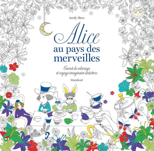 Alice au pays des merveilles : Shem, Amily: Amazon.fr: Livres