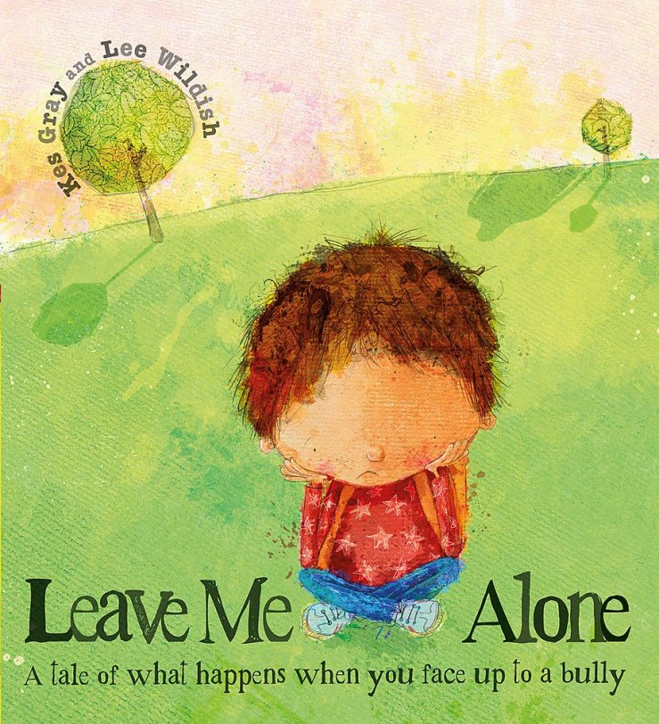 Image result for Leave me alone book cover
