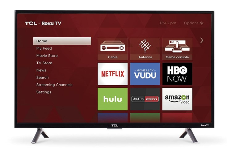TCL 32S305 32-Inch TV Black Friday Deal 2019