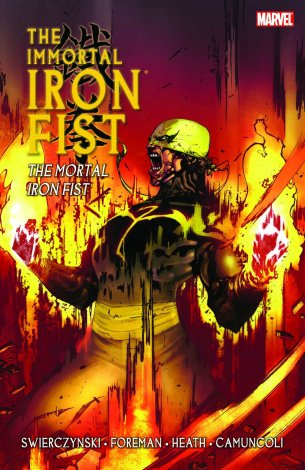 Image result for immortal iron fist volume 1
