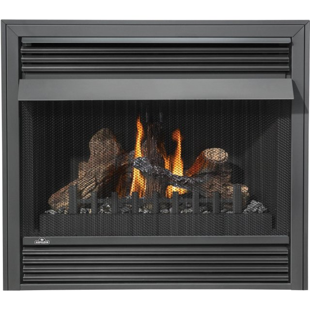 Napoleon GVF36-2N 30 000 BTU Vent Free Natural Gas Fireplace - Gas Fireplace Inserts (Reviews & Buying Guide 2017) - Heat Talk