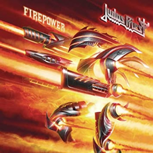 Image result for judas priest firepower