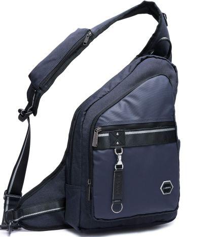 OutdoorMaster Sling Bag - Crossbody Backpack for Women   Men - Travel 87caa29334ae4