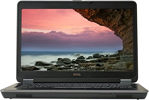 Dell Latitude E6440 Laptop, Core i5 , 8GB Ram, 128GB SSD, 14 inch LCD, DVDRW, Windows 10 64bit (Renewed)
