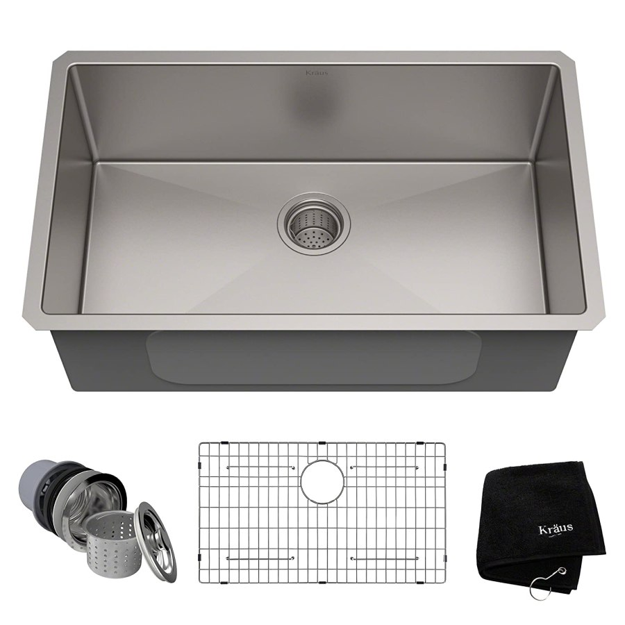 10 Best Stainless Steel Kitchen Sinks Reviews 2019 ...
