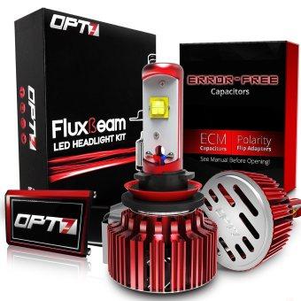 OPT7 Fluxbeam LED headlight kit