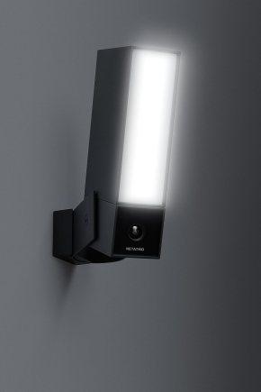 Presence de Netatmo : le système d'éclairage extérieur avec caméra de surveillance