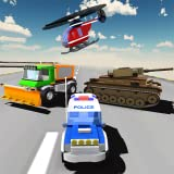 RC Toys Racing and Demolition Car Wars Simulation