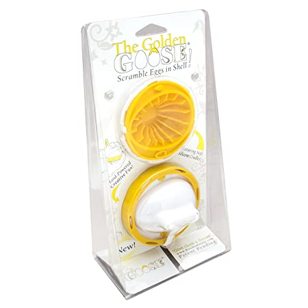 The Golden Goose Scrambled Egg Maker Scramble Eggs Inside S Make Hard