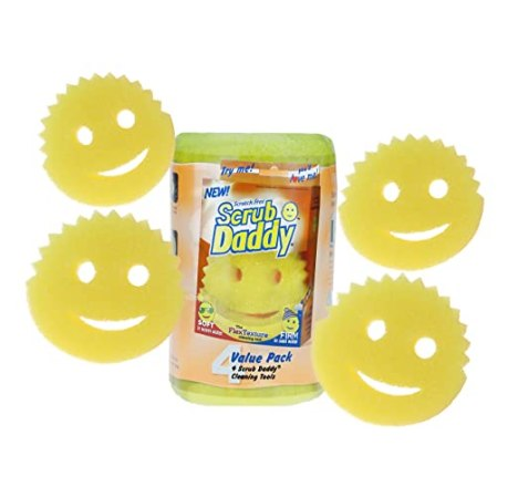 Scrub Daddy cleaning tool is awesome!
