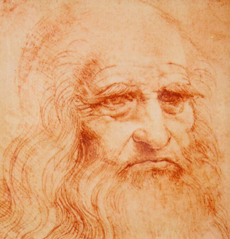 Amazon Com 3drose Ct 126665 1 Self Portrait Red Chalk By Leonardo Da Vinci 1519 Ceramic Tile 4 Inch Home Kitchen
