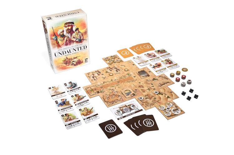 Undaunted North áfrica - Setup
