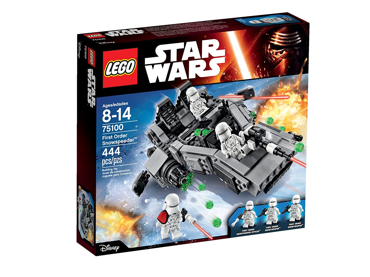 LEGO Star Wars First Order Snowspeeder 75100 Building Kit