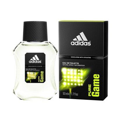 Adidas Pure-Game Eau-Toilette Hombre