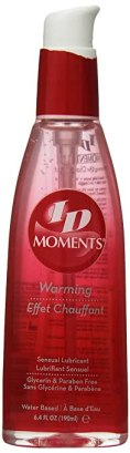 I-D Moments Warming Water Based Lubricant