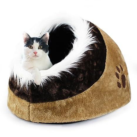 Todeco Grotta Per Animali Ripieni Casa Di Gatto