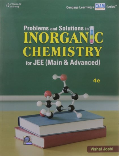 Problems & Solutions in Inorganic Chemistry for JEE Mains ...