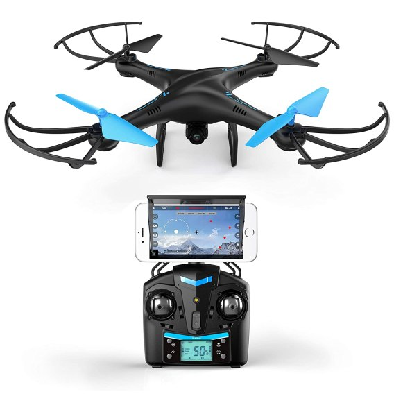 Holy Stone F181C RC Quadcopter Drone Review