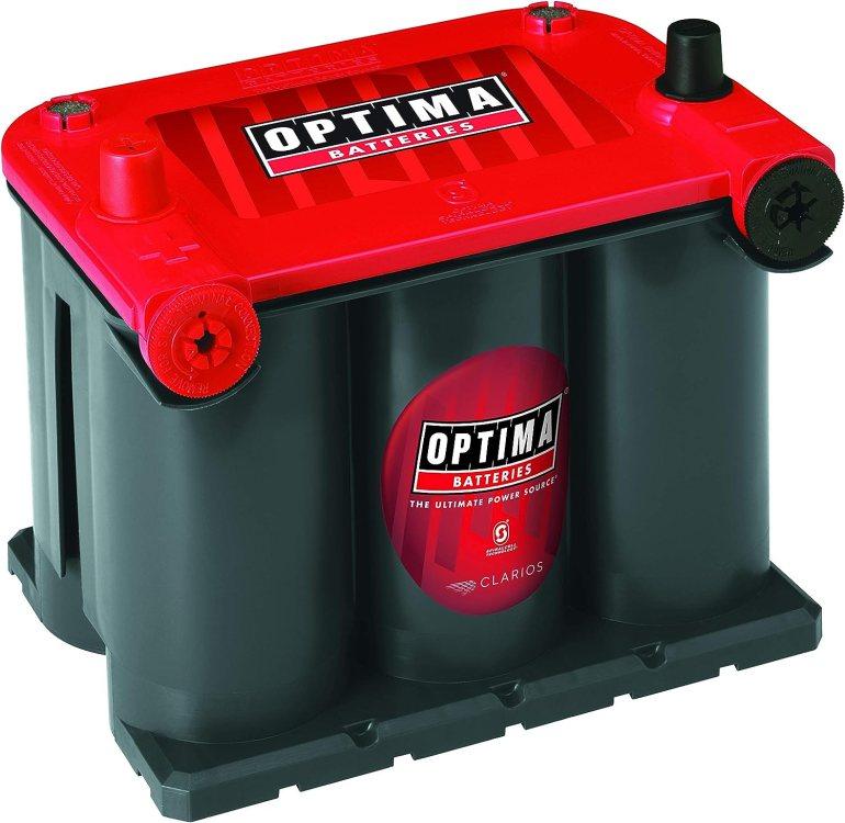 Optima Batteries 8022-091 75/25 RedTop Starting Battery