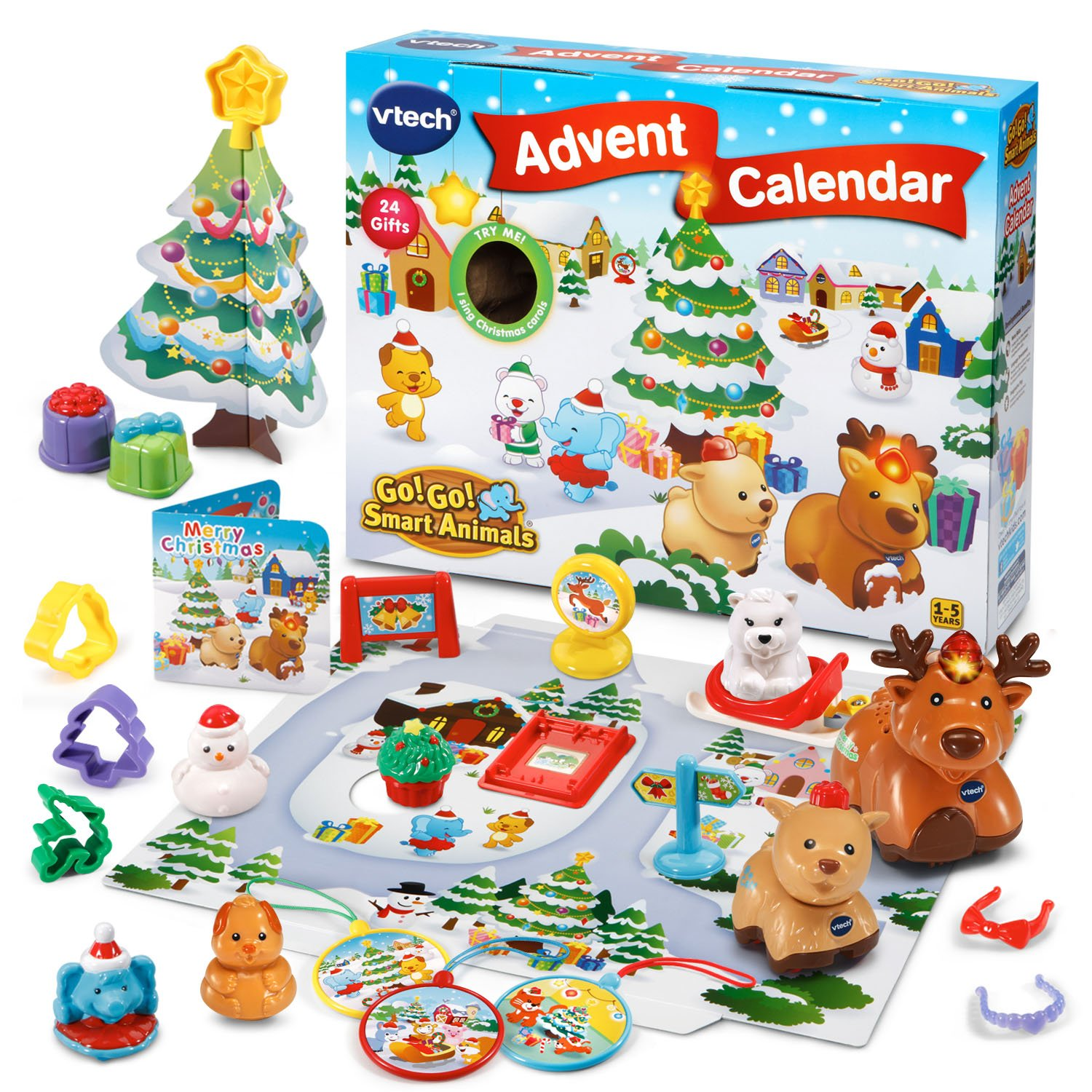 VTech Go!Smart Animals - Advent Calendar 2017