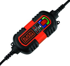 BLACK+DECKER BM3B Fully Automatic 6V/12V Battery Charger