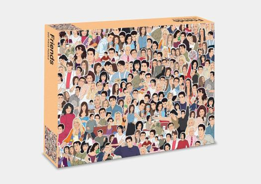 Friends Puzzle on Amazon