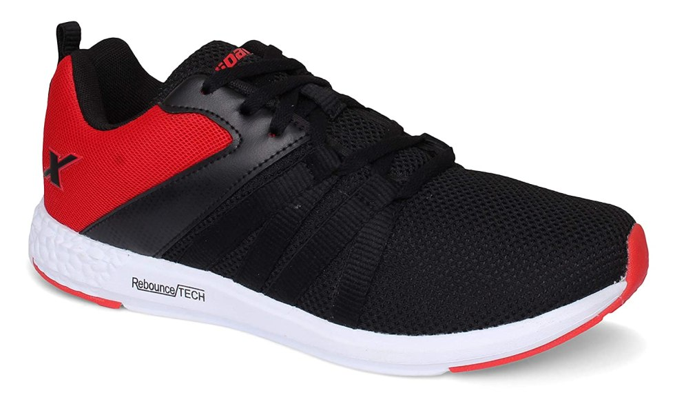 Sparx offers a diverse and stunning range of sports shoes. The Sparx Shoes comes in a soft synthetic material and a durable sole. What's more, its vibrant shades will truly upgrade your style quotient.