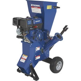 best PTO wood chipper - Powerhorse
