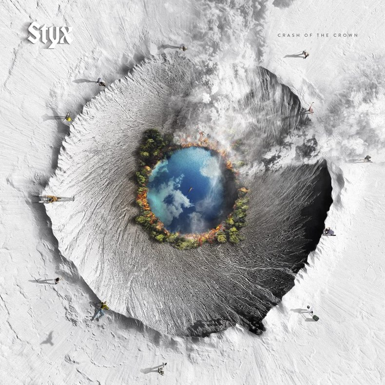 Crash of The Crown: Styx: Amazon.fr: Musique