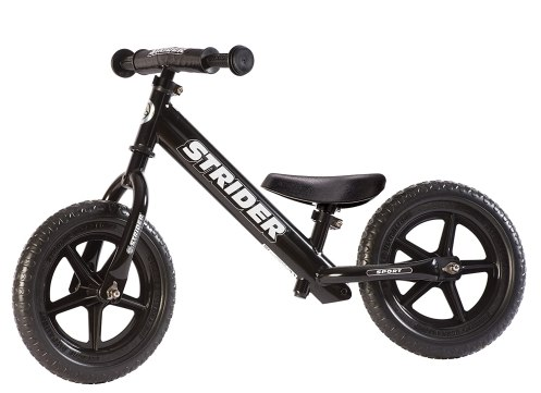 Strider Street ST-S4BK Balance Bike Black Friday Deals 2019