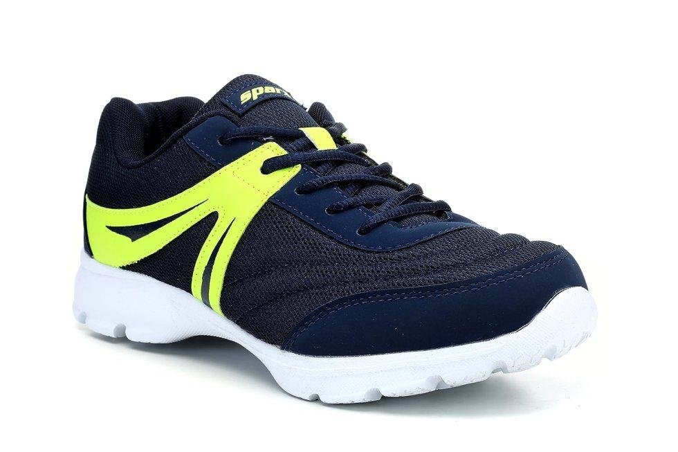 Sparx Men's Mesh Running Shoes Medium Width
