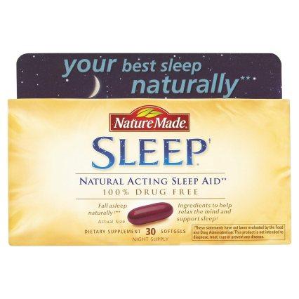 81yiT8pdNvL. SL1500 - 美国治疗失眠最好的5款保健药推荐