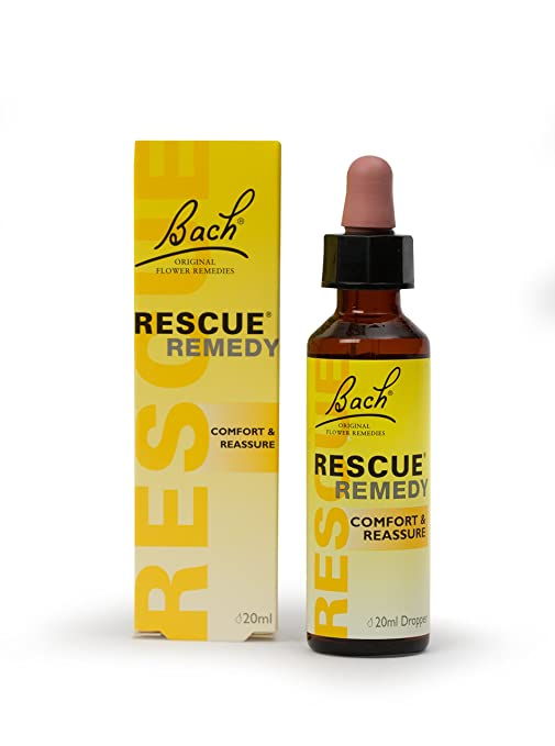 Bach Flower Rescue Remedy