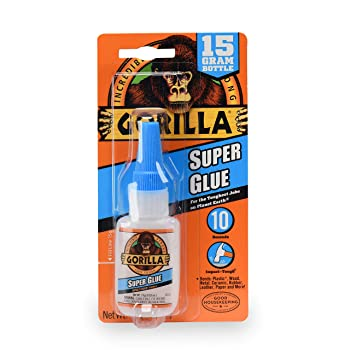 Gorilla Super Glue review