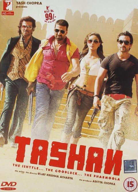 download Tashan 2008 Hindi 480p & 720p HDRip