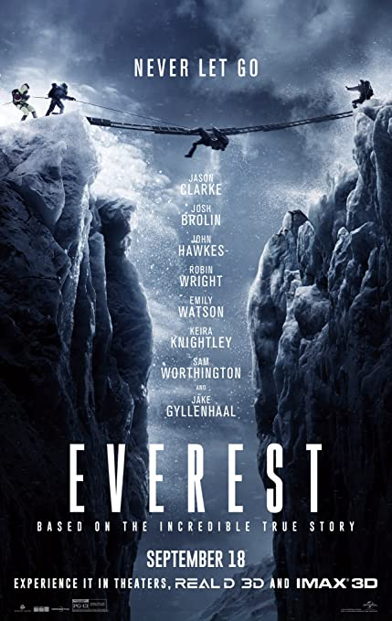 Image result for everest movie poster