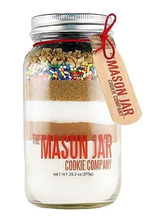 Mason Jar Cookies 2