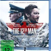 The 12. Man - Kampf ums Überleben / Regie: Harald Zwart. Darst.: Thomas Gullestad, Jonathan Rhys-Meyers, Marie Blokhus, Kim Jøran Olsen [...]