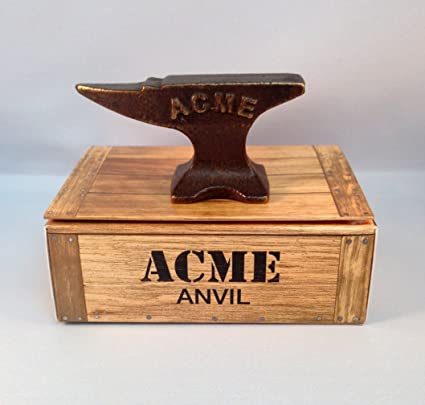 Image result for acme cartoon stamp