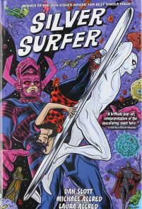 """Résultat de recherche d'images pour """"silver surfer michael allred"""""""