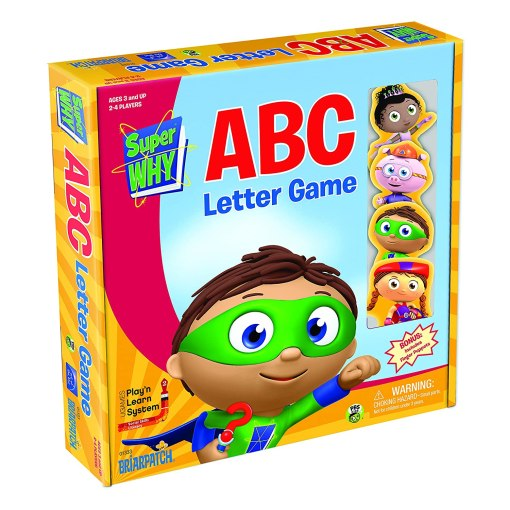 Image result for Super Why ABC Letter Game