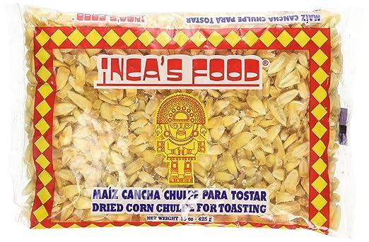 Peruvian Corn For Toasting