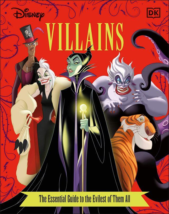 Disney Villains The Essential Guide, New Edition : Dakin, Glenn