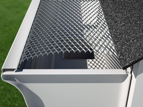 E-Z Quick Tight Mesh Gutter Guards