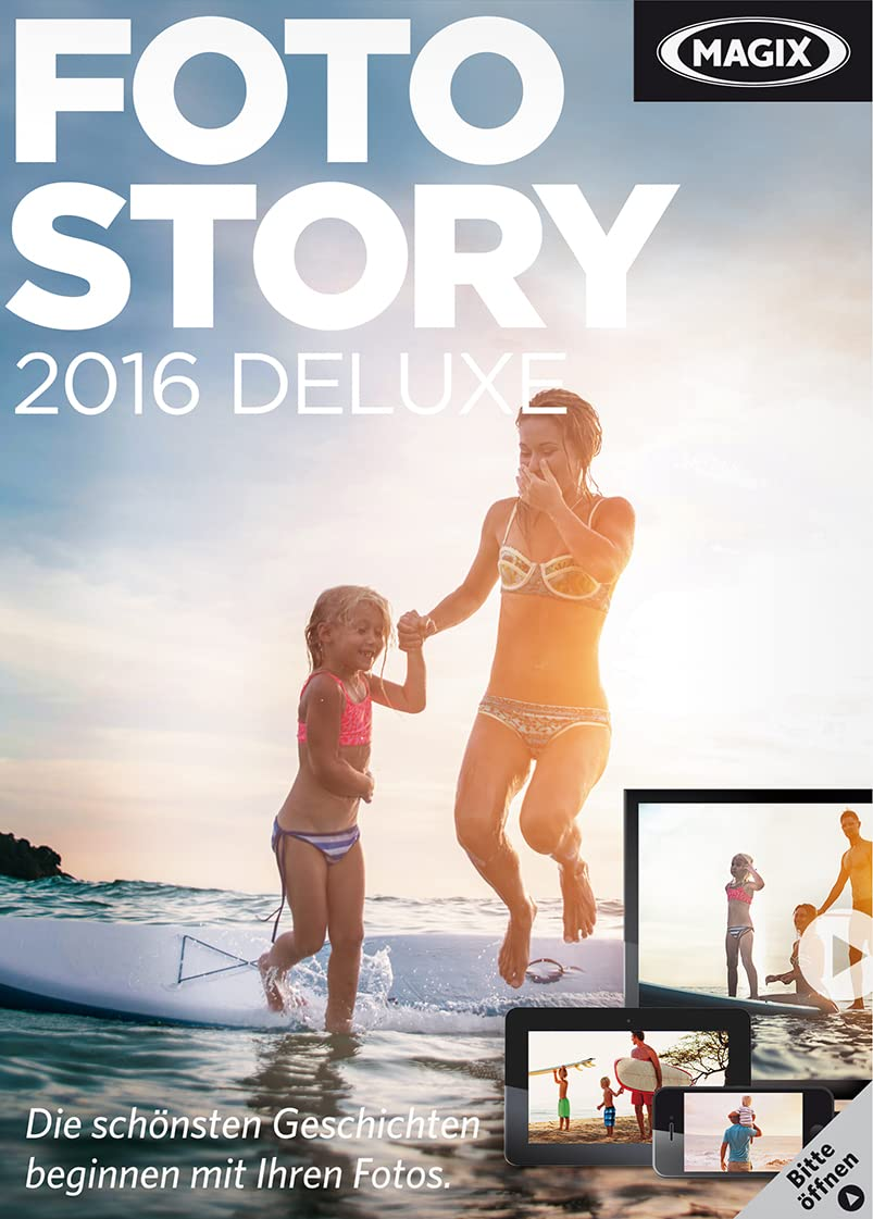 MAGIX Fotostory 2016 Deluxe [Download]