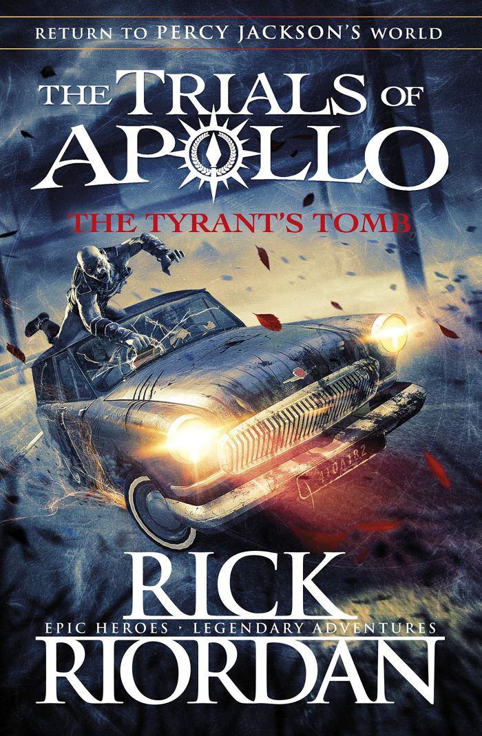 Image result for trials of apollo book 4