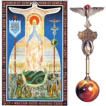 Image result for the daily prayers of the legion of mary