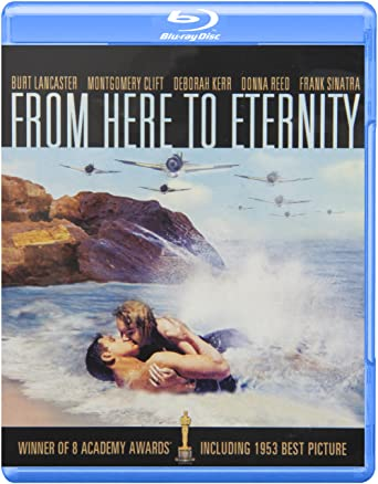 Image result for from here to eternity poster